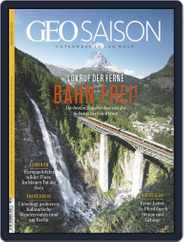 GEO Saison (Digital) Subscription November 1st, 2020 Issue