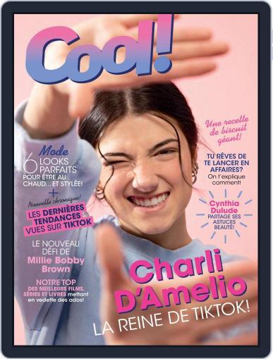 Cool! November 1st, 2020 Digital Back Issue Cover