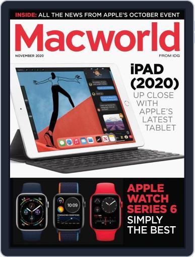 Macworld UK November 1st, 2020 Digital Back Issue Cover