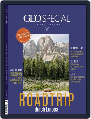 Geo Special (Digital) September 1st, 2020 Issue Cover