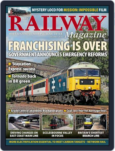 The Railway (Digital) October 1st, 2020 Issue Cover