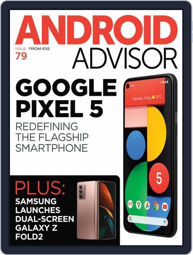 Android Advisor (Digital) November 1st, 2020 Issue Cover