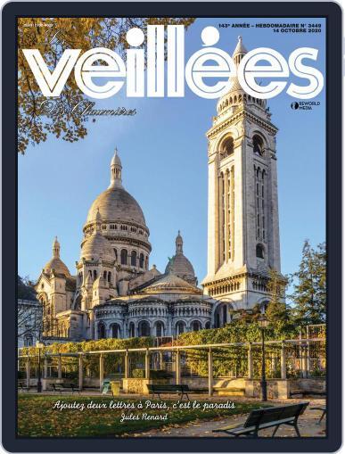 Les Veillées des chaumières October 14th, 2020 Digital Back Issue Cover