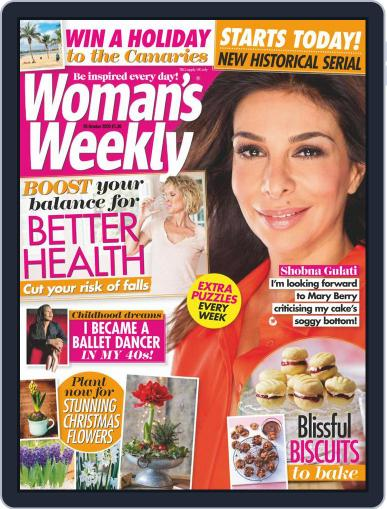 Woman's Weekly (Digital) October 20th, 2020 Issue Cover
