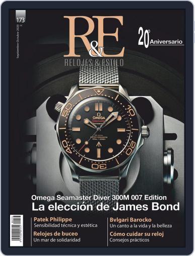 R&e-relojes&estilográficas (Digital) September 1st, 2020 Issue Cover