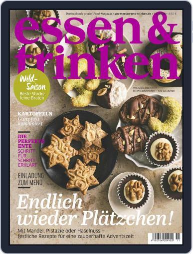 essen&trinken (Digital) November 1st, 2020 Issue Cover