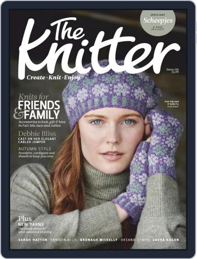 The Knitter (Digital) October 7th, 2020 Issue Cover