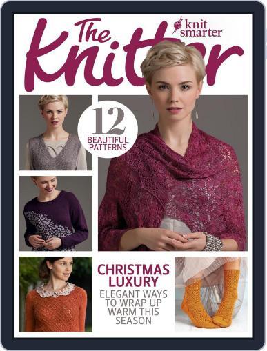 The Knitter November 1st, 2014 Digital Back Issue Cover