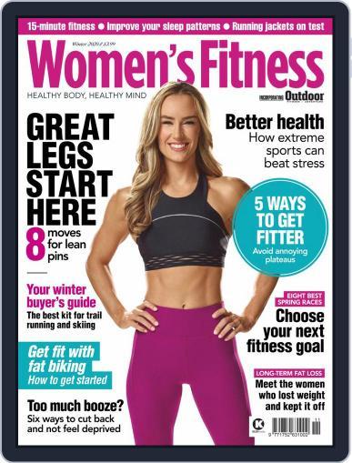 Women´s Fitness (Digital) November 1st, 2020 Issue Cover