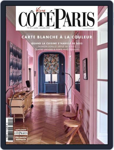 Côté Paris (Digital) November 1st, 2020 Issue Cover