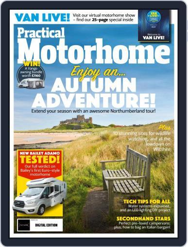 Practical Motorhome (Digital) December 1st, 2020 Issue Cover