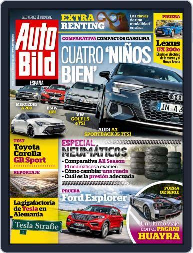 Auto Bild Es (Digital) October 16th, 2020 Issue Cover