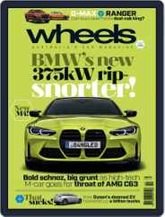 Wheels (Digital) Subscription November 1st, 2020 Issue