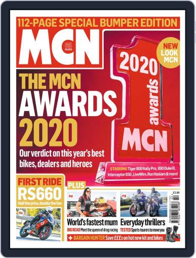 MCN (Digital) October 14th, 2020 Issue Cover