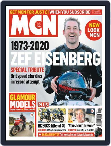 MCN October 1st, 2020 Digital Back Issue Cover