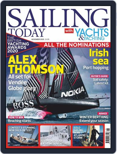 Yachts & Yachting (Digital) November 1st, 2020 Issue Cover