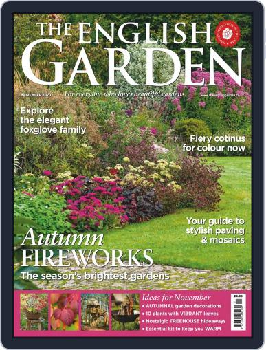 The English Garden (Digital) November 1st, 2020 Issue Cover