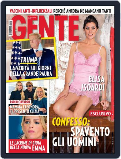 Gente October 17th, 2020 Digital Back Issue Cover