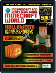 Minecraft World (Digital) Subscription October 1st, 2020 Issue