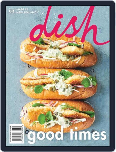 Dish (Digital) November 1st, 2020 Issue Cover