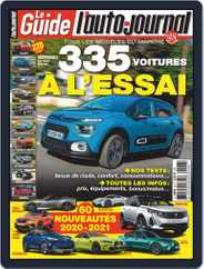 L'auto-journal (Digital) Subscription October 1st, 2020 Issue