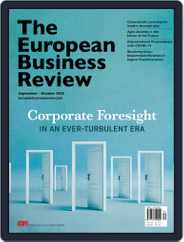The European Business Review (Digital) Subscription September 1st, 2020 Issue