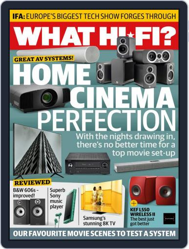 What Hi-Fi? (Digital) December 1st, 2020 Issue Cover