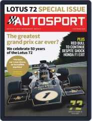 Autosport (Digital) Subscription October 8th, 2020 Issue