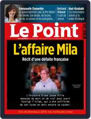 Le Point (Digital) Subscription October 15th, 2020 Issue