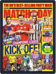 Match Of The Day (Digital) Subscription October 13th, 2020 Issue