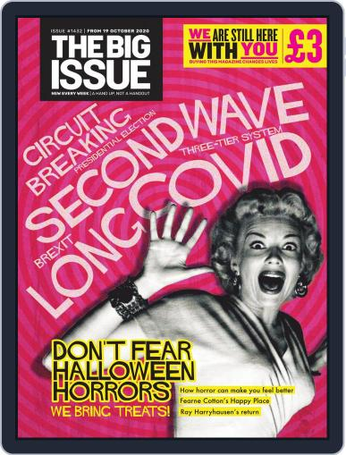 The Big Issue (Digital) October 19th, 2020 Issue Cover