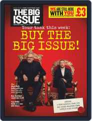 The Big Issue (Digital) Subscription October 12th, 2020 Issue