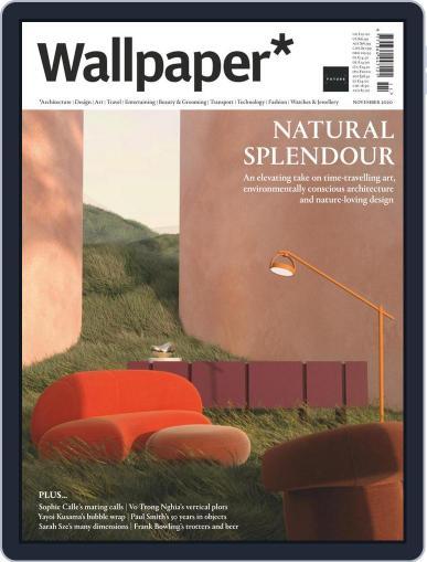 Wallpaper (Digital) November 1st, 2020 Issue Cover