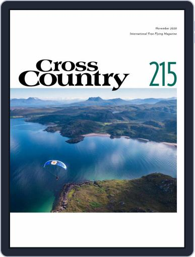 Cross Country (Digital) November 1st, 2020 Issue Cover