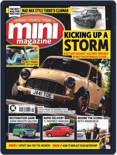 Mini (Digital) November 1st, 2020 Issue Cover