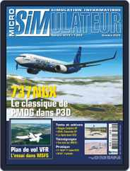 Micro Simulateur (Digital) Subscription October 1st, 2020 Issue