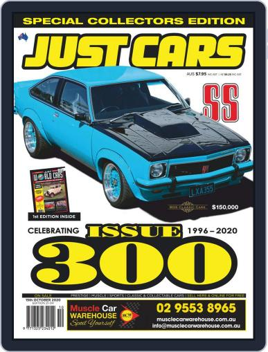 Just Cars (Digital) October 15th, 2020 Issue Cover