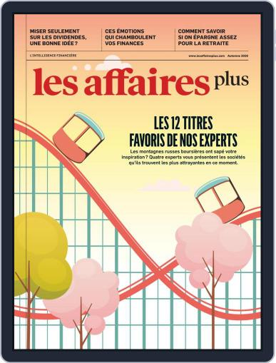 Les Affaires Plus September 29th, 2020 Digital Back Issue Cover