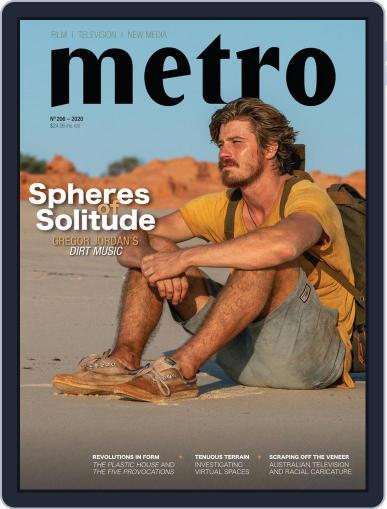 Metro (Digital) September 1st, 2020 Issue Cover