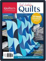 Great Australian Quilts Magazine (Digital) Subscription October 1st, 2019 Issue