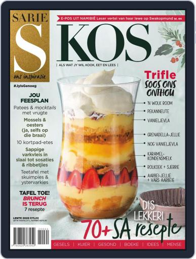 Sarie Kos (Digital) October 1st, 2020 Issue Cover