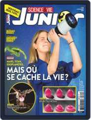 Science & Vie Junior (Digital) Subscription November 1st, 2020 Issue