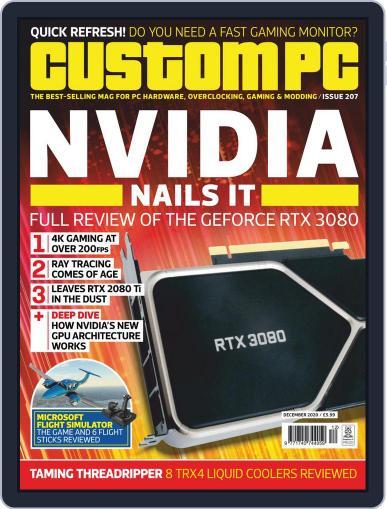 Custom PC UK (Digital) December 1st, 2020 Issue Cover