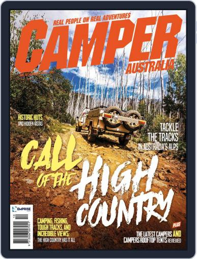 Camper Trailer Australia (Digital) October 1st, 2020 Issue Cover