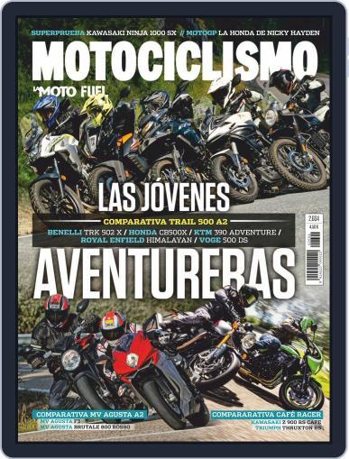 Motociclismo (Digital) September 1st, 2020 Issue Cover