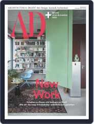 AD (D) (Digital) Subscription November 1st, 2020 Issue
