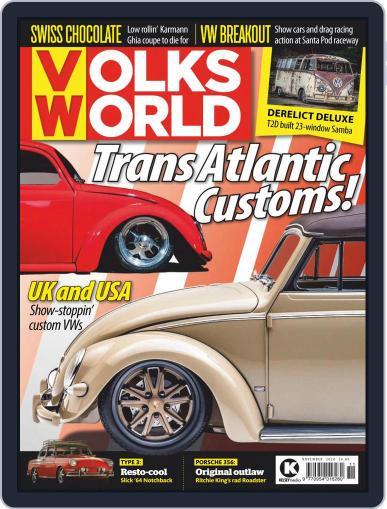 VolksWorld (Digital) November 1st, 2020 Issue Cover