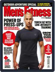 Men's Fitness UK (Digital) Subscription October 15th, 2020 Issue