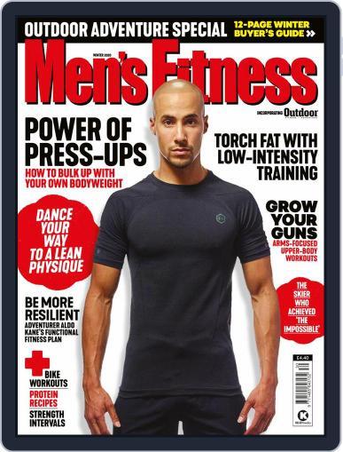 Men's Fitness UK (Digital) October 15th, 2020 Issue Cover