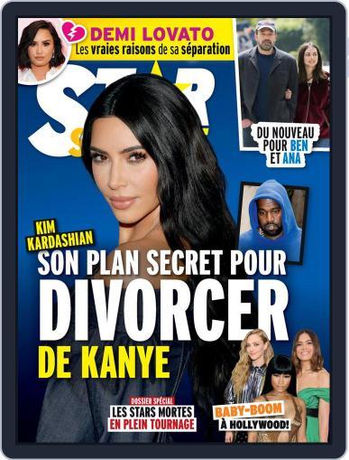 Star Système October 23rd, 2020 Digital Back Issue Cover